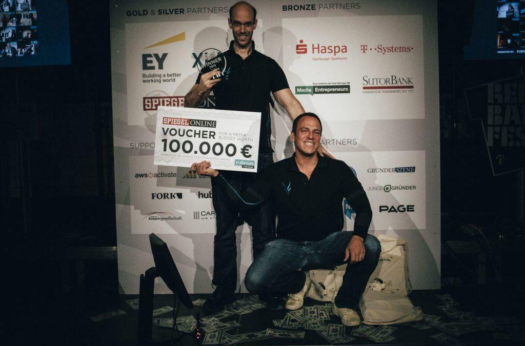 Hamburg Startups: Antelope rockt den Startups@Reeperbahn Pitch