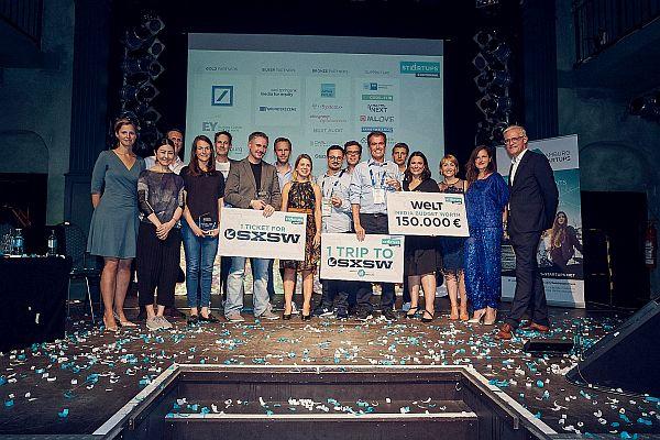 Hamburg Startups: Cargonexx rockt den Startups@Reeperbahn Pitch 2018!