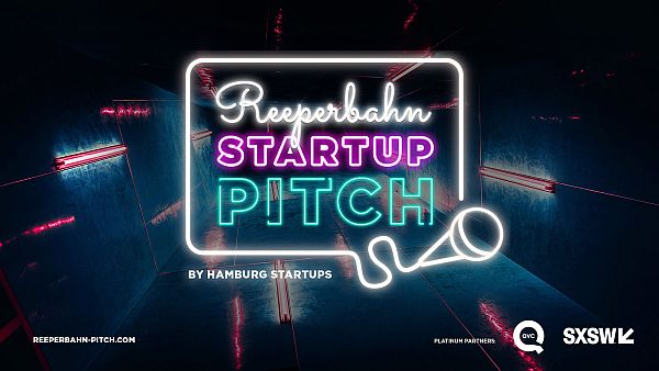 Hamburg Startups: Vote for your startup favourite and win tickets for me Convention and Reeperbahn Startup Pitch!
