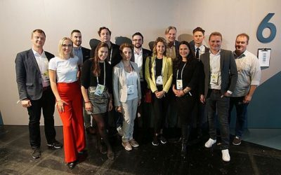 Hamburg Startups: Double bliss at the pitch at the me Convention