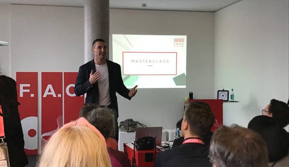 Hamburg News: Hamburger Startups lernen von Wladimir Klitschko